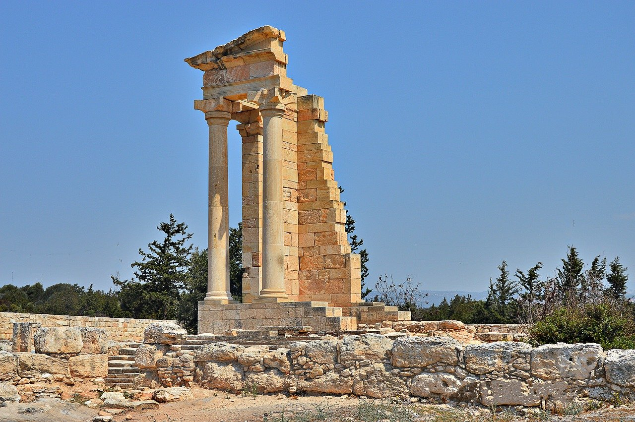 Cyprus The History of A Delight in One City